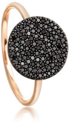 Astley Clarke Icon Black Diamond Ring