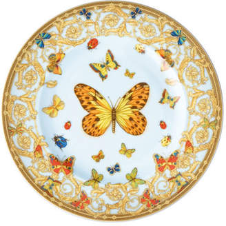 Versace Butterfly Garden Bread & Butter Plate