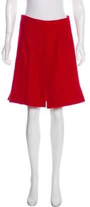 Versace Vintage Wool Skirt