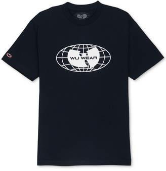 Wu Wear Men's Logo Graphic T-Shirt