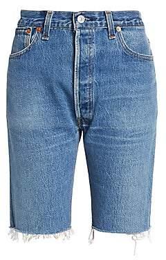 RE/DONE Women's The Long Short