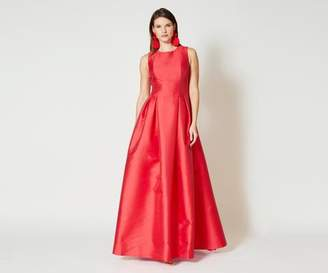 Sachin + Babi Miramarie Gown - Cherry Red