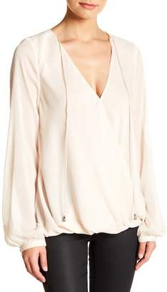 The Jetset Diaries TJD Cruise Long Sleeve Blouse