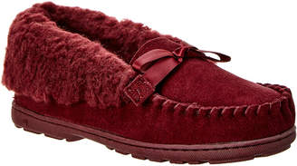 BearPaw Indio Suede Slipper