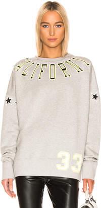 Faith Connexion California Sweatshirt in Grey | FWRD