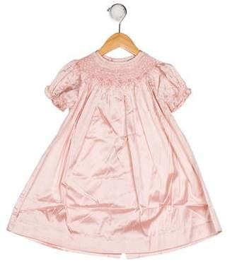 Luli & Me Girls' Pleated Tent Dress w/ Tags