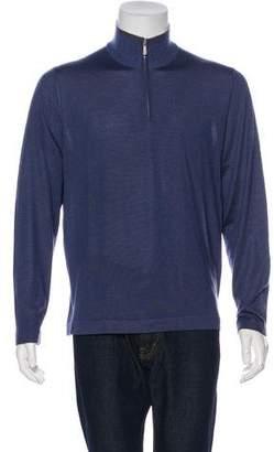 Malo Cashmere & Silk Sweater