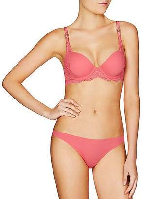 Stella McCartney Stella Smooth & Lace Contour Plunge Bra