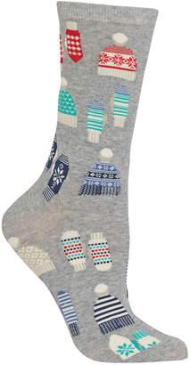 Hot Sox Mittens and Hats Socks