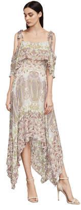 BCBGMAXAZRIA Claire Asymmetrical Dress