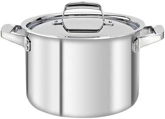Zwilling Truclad 8 quart 7.6 L Stock Pot with Lid