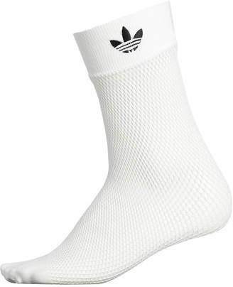 adidas Fishnet Ankle Socks