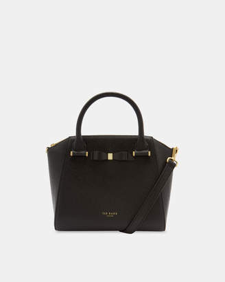 05236305563 Ted Baker Black Leather Duffels   Totes For Women - ShopStyle UK