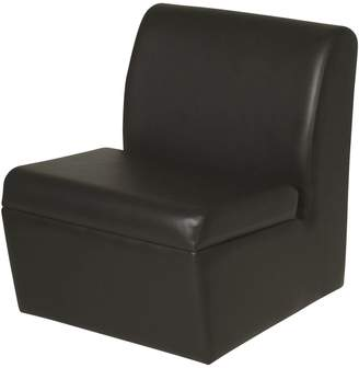 Belvedere Black Newport Sofa