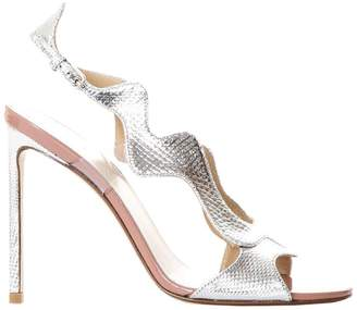 Francesco Russo Heeled Sandals Shoes Women