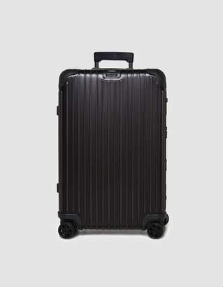 Rimowa 67L Topas Multiwheel E-Tag Suitcase in Stealth