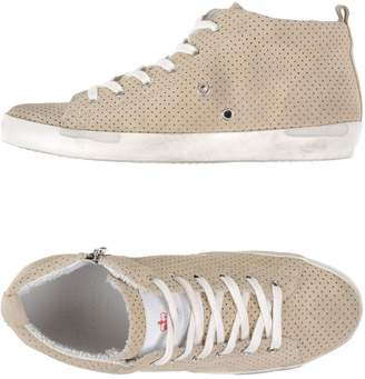 Leather Crown High-tops & sneakers - Item 11031228BC
