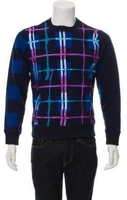 Kenzo Geometric Pattern Sweatshirt
