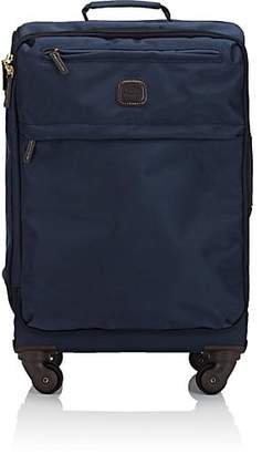 """Bric's MEN'S X-BAG 21"""" CARRY-ON TROLLEY - NAVY"""