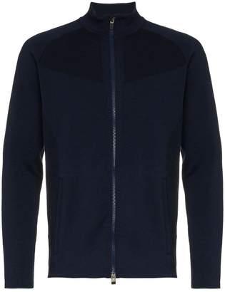 Kjus Freelite contrast panel sweater jacket