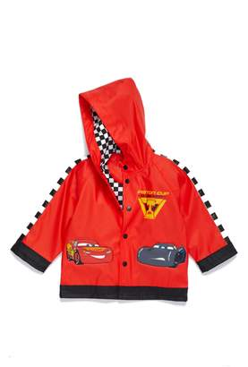 Western Chief Lightning McQueen Hooded Raincoat