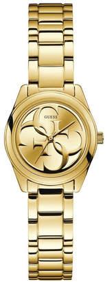 GUESS W1147L2 Micro G Twist Gold Watch