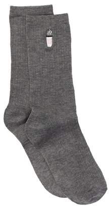 Icon Eyewear Free Press Dual Ankle Socks