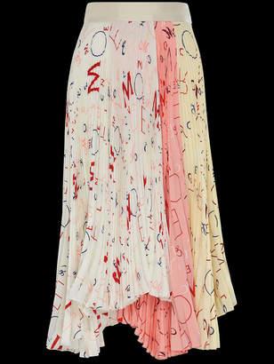 Moncler Plisse Skirt