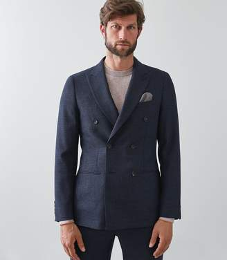 Reiss Vapour Double Breasted Blazer