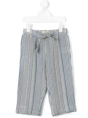 Nice Things Striped trousers