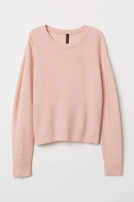 H&M Knit Sweater - Orange