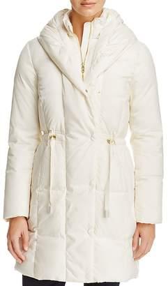 Cole Haan Shawl Collar Coat