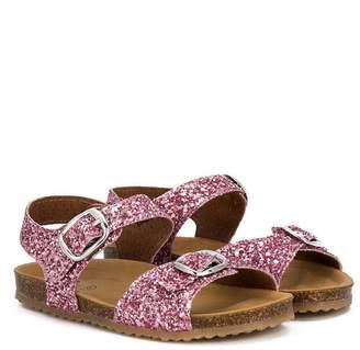 Pépé Kids glitter detail sandals