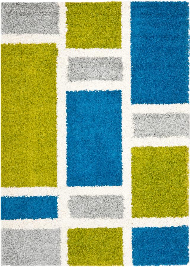 Safavieh Deco Squares Rug