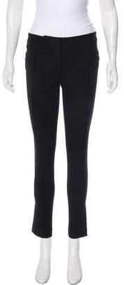 Tess Giberson Wool Mid-Rise Pants