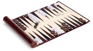 Aspinal of London Travel Backgammon Set