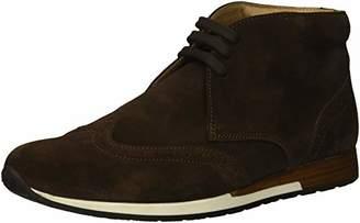 Bugatchi Mens Lace Up Boot Chukka
