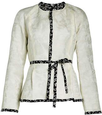 Etro Reversible Linen and Silk Jacket