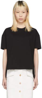 Acne Studios Black Piani Heavy T-Shirt