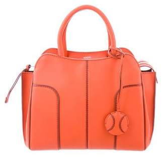 Tod's Leather Sella Satchel