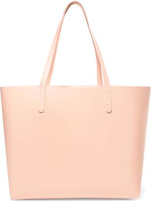 Mansur Gavriel - Large Leather Tote - Pastel pink $675 thestylecure.com