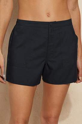 Soft Surroundings Woven Board Shorts