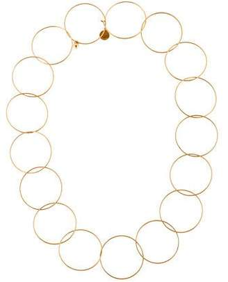 Stella McCartney Hooped Choker Necklace