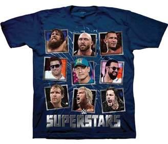 WWE Boys' Superstars Short Sleeve T-Shirt