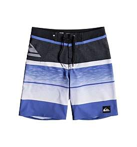 Quiksilver Slab Logo Vee Youth 17 Boardshort (Boys 8-14 Yrs)