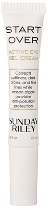 Space.nk.apothecary Sunday Riley Start Over Active Eye Gel Cream $75 thestylecure.com