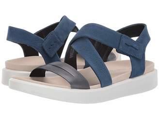 Ecco Flowt Cross Sandal