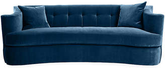 Maison Tufted Sofa - Peacock Velvet - Lillian August