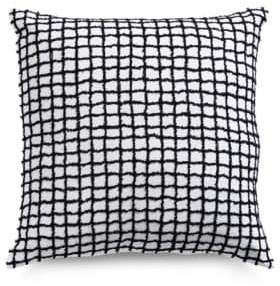 Hotel Collection Linen Plaid Pillow Décor