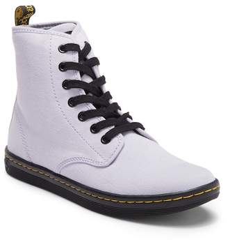 Dr. Martens Shoreditch Canvas Lace-Up Boot